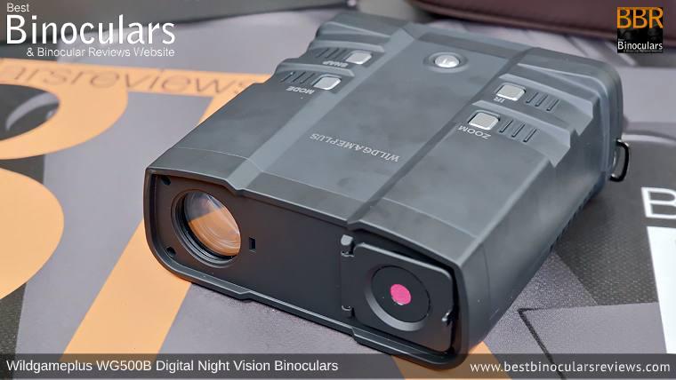 Wildgameplus WG500B Digital Night Vision Binoculars