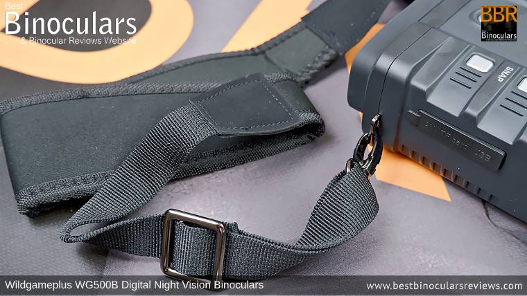 Neck Strap for the Wildgameplus WG500B Digital Night Vision Binoculars