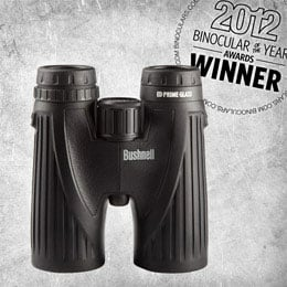 Binoculars.com's Binocular of the Year 2012 - Bushnell 10x42 Legend Ultra HD