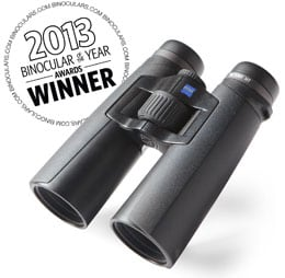 Binoculars.com's Best of the Best Binocular 2013 - Zeiss Victory 10x42mm HT Binoculars