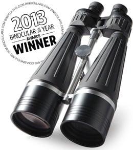 Binoculars.com's Best Astronomy Binocular 2013 - Zhumell Tachyon 25x100 Astronomy Binoculars