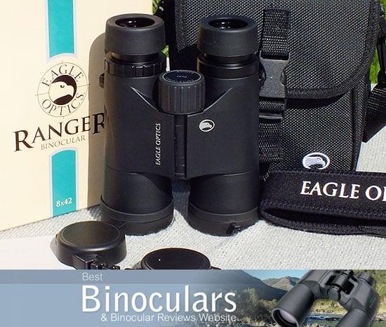 Eagle Optics Ranger 8x42 Binoculars