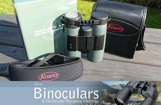 Kowa 8x42 BD Binoculars