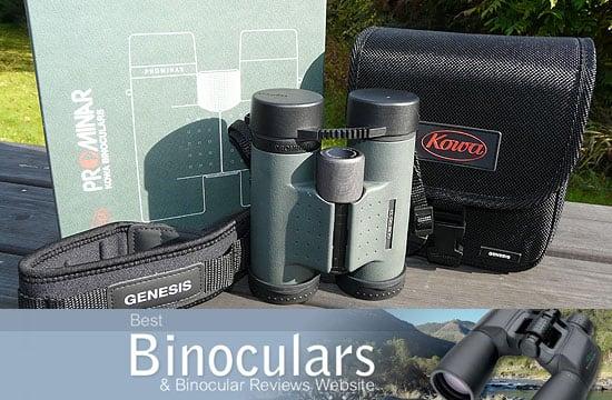Kowa Genesis 10x33 Binoculars