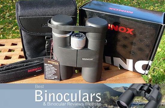 Minox 8x43 HG Binoculars