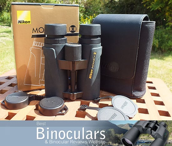 Gander Mountain® > Nikon Monarch 3 Binoculars 8x42mm - Shooting