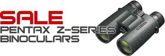 Pentax Z-Series Binoculars Sale