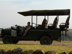 Me.. Many years ago as a Safari Guide