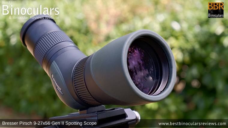 Bresser Pirsch 9-27x56 Gen II Spotting Scope