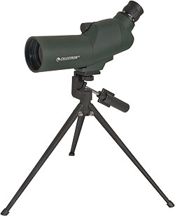 Celestron 15-45x 50mm 45° UpClose Spotting Scope
