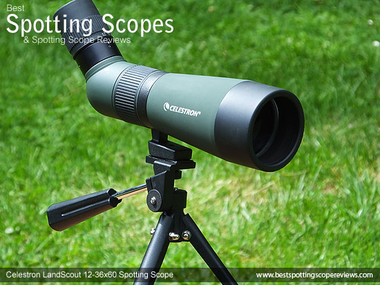 Included Celestron table top tripod