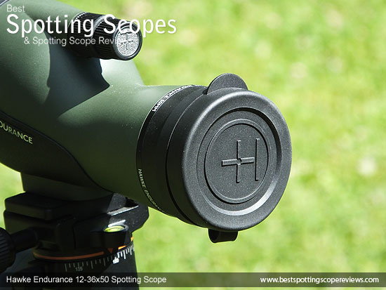 Objective lens cover