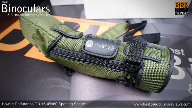 Accessories for the Hawke Endurance ED 15-45x60 Spotting Scope