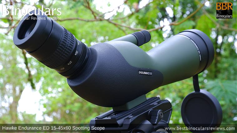 Hawke Endurance ED 15-45x60 Spotting Scope