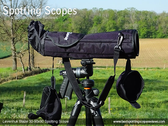 Levenhuk Stay on Spotting Scope Cover