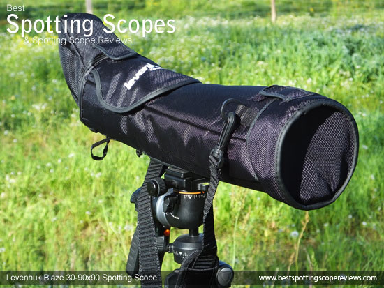 Levenhuk Stay on Spotting Scope Cover (Closed)
