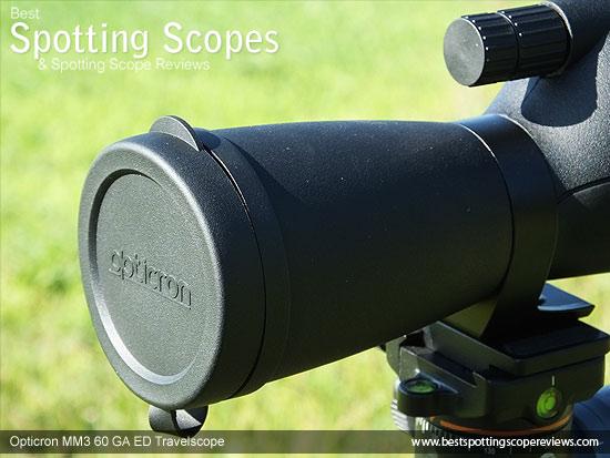 Celestron LandScout Objective lens cover