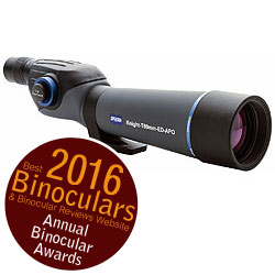 Winner Best Spotting Scope 2016-17 - Snypex Knight T80 ED APO Spotting Scope