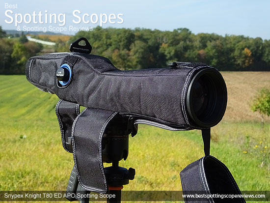 Snypex Stay on Spotting Scope Cover