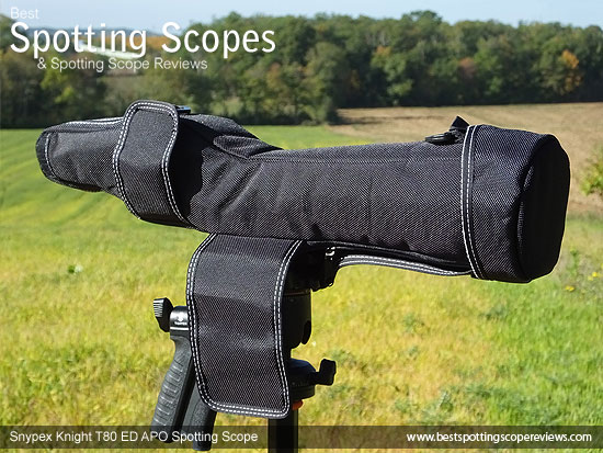 Snypex Stay On Spotting Scope Cover (Closed)