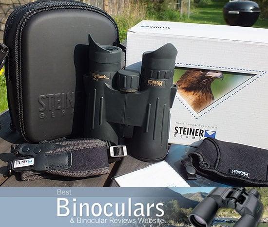 Steiner SkyHawk Pro 10x42 Binoculars
