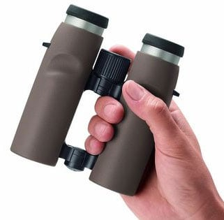 Swarovski EL 32 Traveler Binoculars - Size Comparison