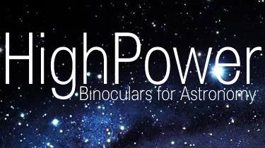 High Magnification Binoculars for Astronomy & Daytime