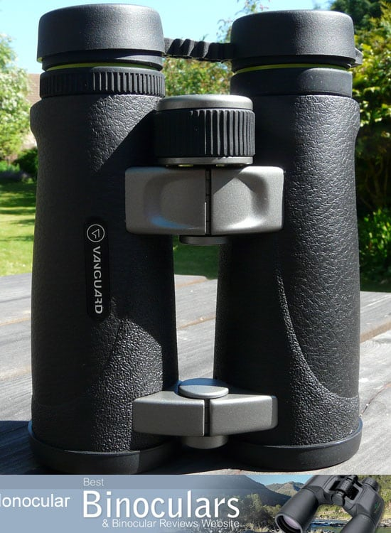 The 8.5x45 Vanguard Endeavor ED binoculars