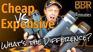 Cheap vs Expensive Binoculars